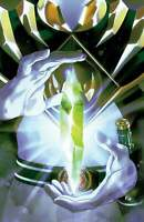Mighty Morphin Power Rangers #54 Foil Montes Variant (C: 1-0-0) (09/30/2020)
