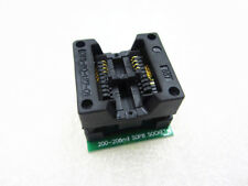 IC-Sockel SMD-Adapter SOP8 SOIC-8 1,27mm 200mil Programmer OTS-20-1.27-01 8Pin