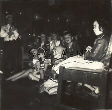 Original Vintage 40s Halloween Party RP- Comic- Costumes- Clown- Baseball- 1949