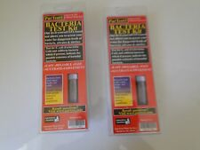 2 PACK PurTest Bacteria WATER WELLTest Kit  E. coli Coliform NITRATE NITRITE