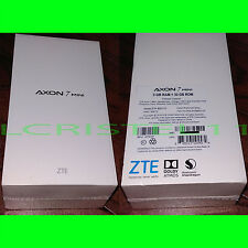 "NEW - ZTE Axon 7 Mini 32GB 5.2"" 4G LTE Gray A7S121 Factory Unlocked Smart Phone"