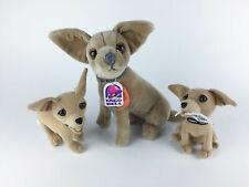 Taco Bell Talking Chihuahua Plush Toys