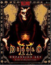 Diablo 2 Lord of Destruction PC  Diablo II LoD   Battle.net CD Key Code