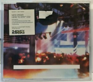 CD Maxi-Single  New Order