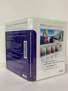 COLOR CORRECTION WITH AVID MEDIA COMPOSER ADRENALINE AND AVID XPRESS PRO