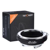 Lens Adapter for Pentax K PK Mount Lens to L/M Leica M Lens Camera K&F Concept
