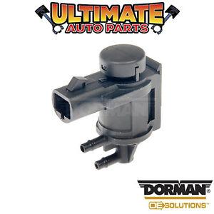 Dorman: 911-156 - EGR Vacuum and Evaporation Pressure Regulator Solenoid Valve