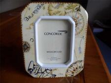 British Airways Concorde Atlas Bone China Wedgwood Photo Frame 1996