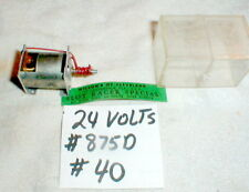 Slot Racers Special Motor 24 Volt by Wilson's of Cleveland 1960's Slot Car Nos