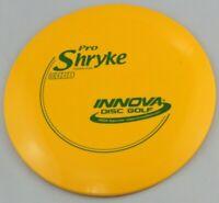 NEW Pro Shryke 171g Driver Yellow-Orange Innova Disc Golf at Celestial Discs