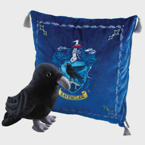 Ravenclaw House Cushion and Crow Plush Noble NN7044