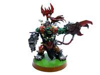 Warhammer 40k Orks Warboss AOBR Painted