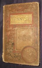 The Complete Poetical Works of Alfred, Lord Tennyson, Illustrated, 1886
