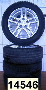 Ford Focus Ford Tourneo Connect Transit Connect Winterräder 205/60 R16 92H Alu