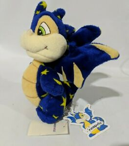 """Neopets Starry Scorchio 7"""" Rare Limited Edition 2002 - New with Tags"""