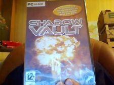 jeu pc cd rom de Shadow vault