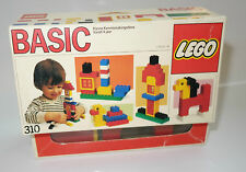 LEGO® Basic 310 Basic Building Set NEU OVP NEW MISB NRFB