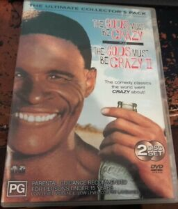 The Gods Must Be Crazy (DVD, 2004, 2-Disc Set)