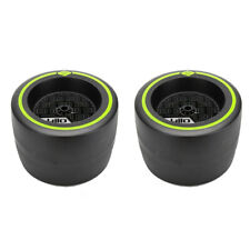 "2x Huffy Slider 1 Kilo Spare Rear Wheel for Green Machine 20"" Kids Drift Bike"