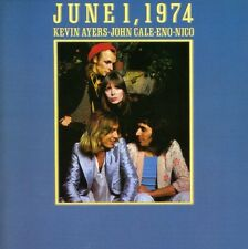 John Cale - June 1st 1974 [New CD] England - Import