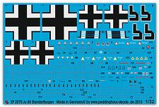 Peddinghaus 2070 1/32 Standartbogen Ju 88