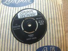 "Bobby Darin – Things 1962 7"" London HLK 9575"