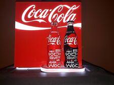 Coca cola-glass wrapped bottles-2018.50 years of Coca Cola in Croatia Empty+caps