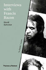 Interviews with Francis Bacon - The Brutality of Fact Paperback Book 3rd Edition