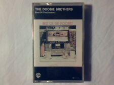 DOOBIE BROTHERS Best of the doobies mc cassette k7 GERMANY SIGILLATA SEALED!!!