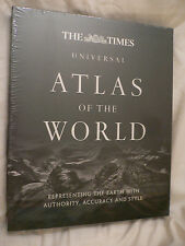 Times Universal Atlas of the World. 2012 in plastic wrapper.ISBN 9780007455225