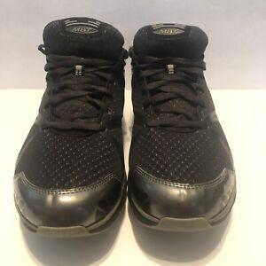 MBT Simba 5 Raven Men's Fitness Shoes Size 10-10.5 Black Balance 700496-562Y