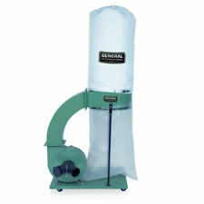 General International 10-105 M1 1.5 HP Dust Collector