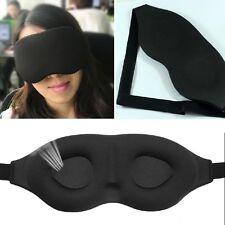 Reise 3D Auge Schlafmaske Gepolsterte Schatten Relax Schlafende Augenbinde,.NEU~