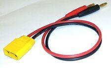 Ladekabel XT90 / 4mm Bananenstecker