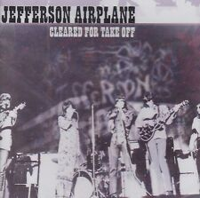 [NEW] CD: JEFFERSON AIRPLANE: CLEARED FOR TAKE OFF