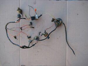 John Deere 140 - wiring harness. '71-74