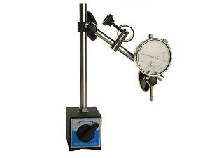 Reloj Comparador con Soporte magnetico - Bgs technic