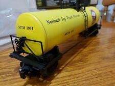 Lionel NTTM Work Train Tank Car  0 & 027 Scale 6-52243