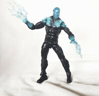"Electro Marvel Legends Spider-Man movie Hasbro action figure 6"" scale"