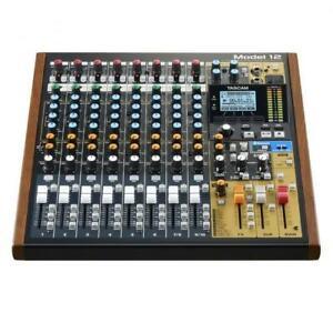 TASCAM Model 12 Hybrid Mixer & Multitrack Recorder