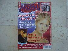 BUFFY Sarah Michelle Gellar James Marsters Boreanaz SPECIAL magazine + POSTERS