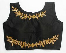 Readymade Designer Stitched Indian Saree Blouse for Women | Size 36 | Free Ship