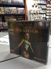 Tomb Raider versione tedesca in Deutsch PS1 PSX USATO GARANTITO