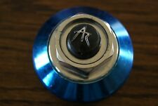 American Racing Wheel Center Cap (1) 10816  Blue used