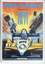 CP MICHEL VAILLANT - Jean Graton - Rififi en F1