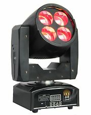 4x10W Stage effect led super beam moving head light for party dj disco club show