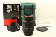 Sigma AF 24-70mm f/2.8 EX DG DF Lens for Pentax**EXCELLENT+**JAPAN/5614