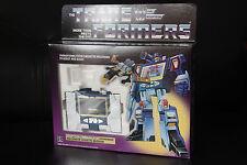 Transformers G1 Re-issue Deception Soundwave Action Figures