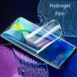 Hydro Gel FullCover Screen Guard OPPO Reno 4Z Find X3 Neo Pro R17 A73 52 AX7 5