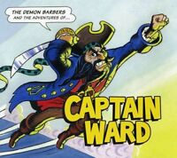 The Demon Barbers - The Adventures Of Captain Ward [CD]